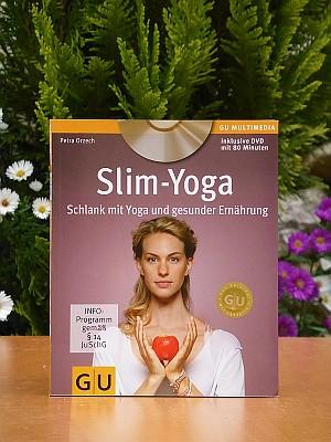 Schlank mit Yoga und gesunder Ernährung (von Petra Orzech)